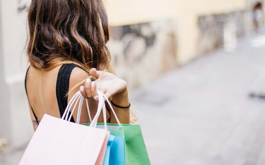 Shangri-la per gli amanti dello shopping