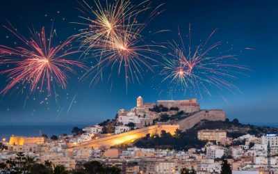 New Year's Eve in Ibiza