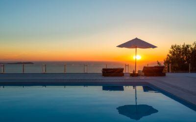 Ferienvillen mit den 5 besten Sonnenuntergängen auf Ibiza